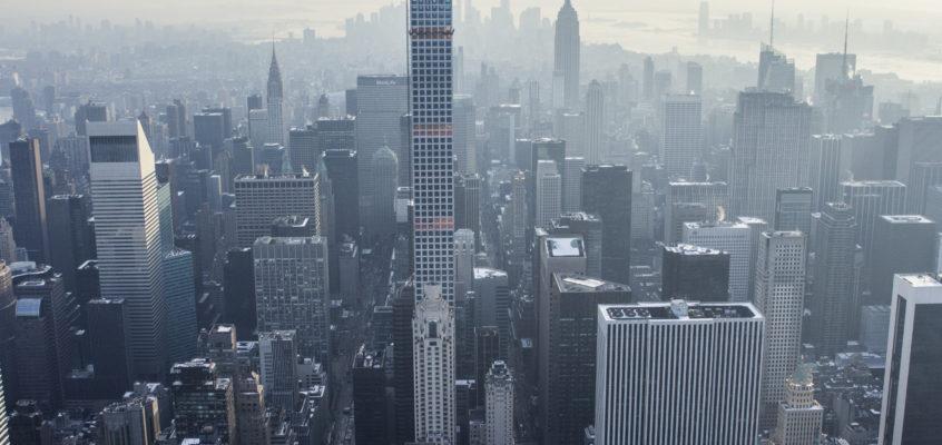 432 Park Avenue, una forma lujosa de vivir en las nubes