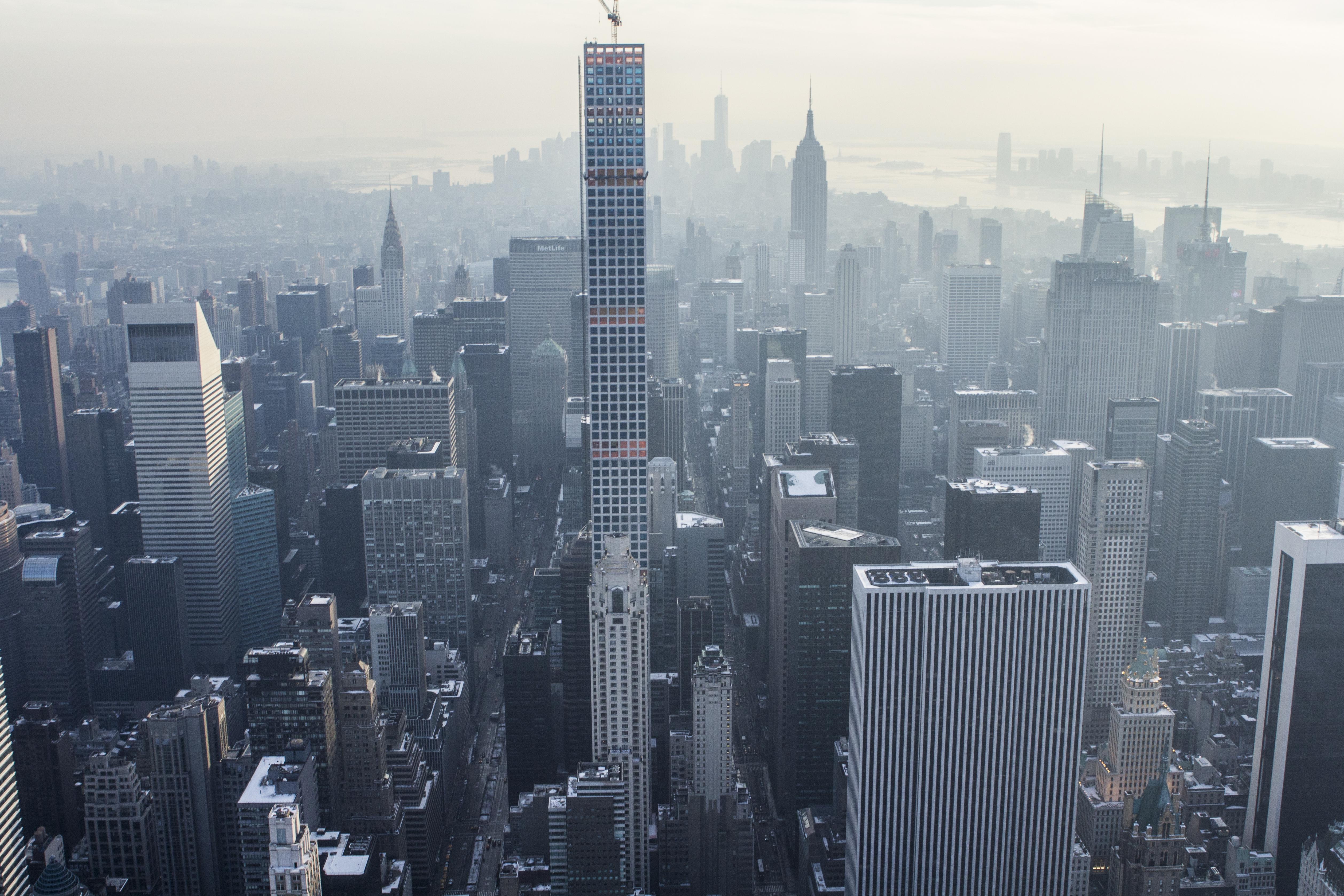 Armando Iachini en Nueva York