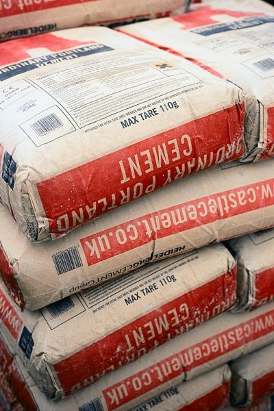 Construcciones Yamaro y los materiales: El Cemento