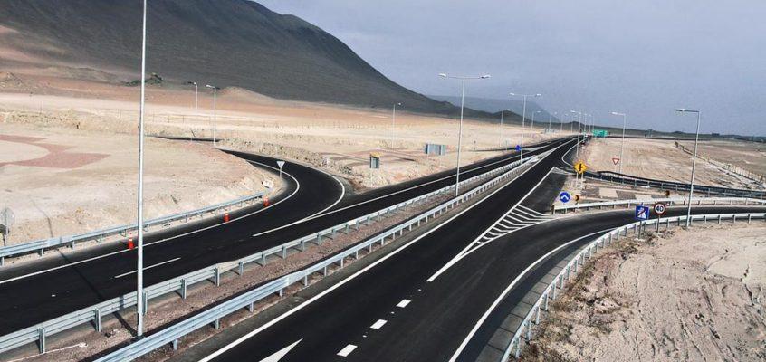 Chile el país con las mejores carreteras en Latinoamérica