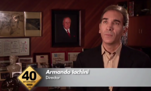 Armando Iachini: Yamaro ha construido futuro durante más 40 años