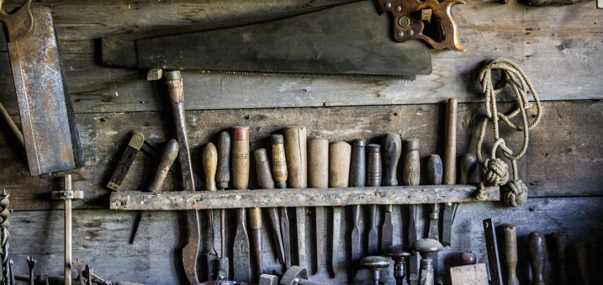 Herramientas de construcción necesarias en el hogar