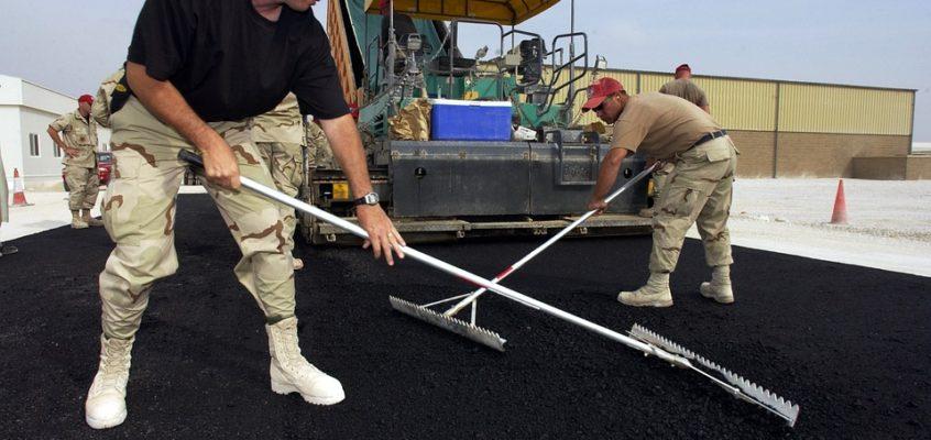 Construcciones Yamaro da una muestra del asfalto y sus tipos (Parte 1)