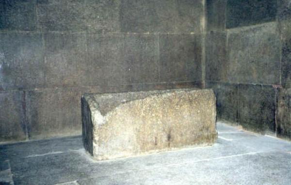 Armando Iachini: El granito, el gran secreto de los egipcios