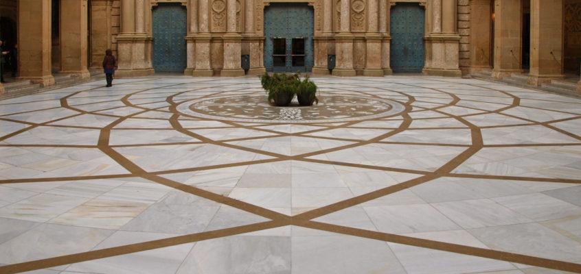 Armando Iachini: El mármol, piedra noble y elegante