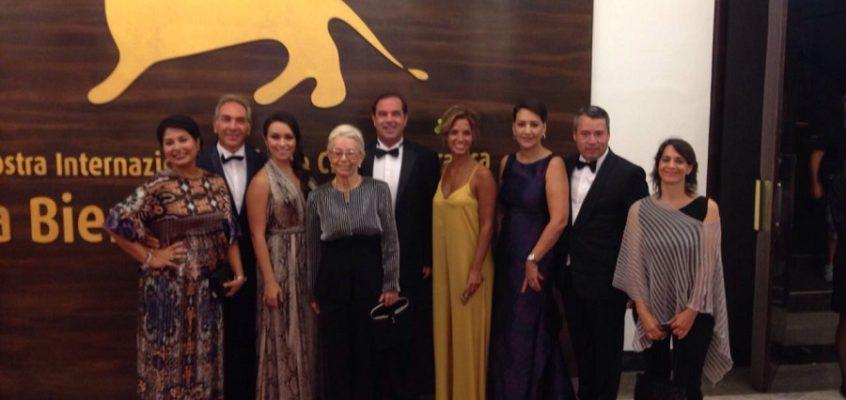 Armando Iachini: El vendedor de Orquídeas se estrenó en festival de cine de Venecia