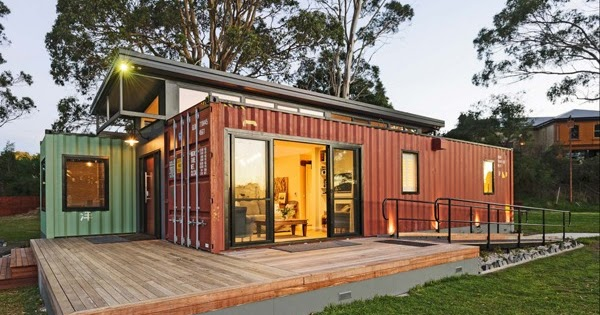 Armando Iachini: Container Houses, la nueva tendencia arquitectónica