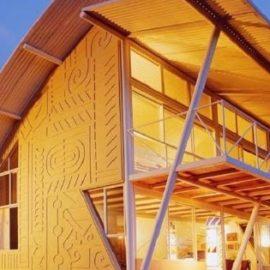 Armando Iachini: Tres diseños de casa, rápidos y económicos