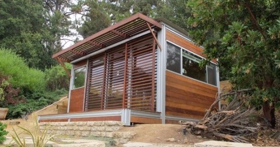 Armando Iachini: Kit-Haus, un nuevo sistema de construcción de casas modulares