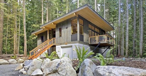 ¡ATENCIÓN!: The Method Cabin, arquitectura económica y sustentable