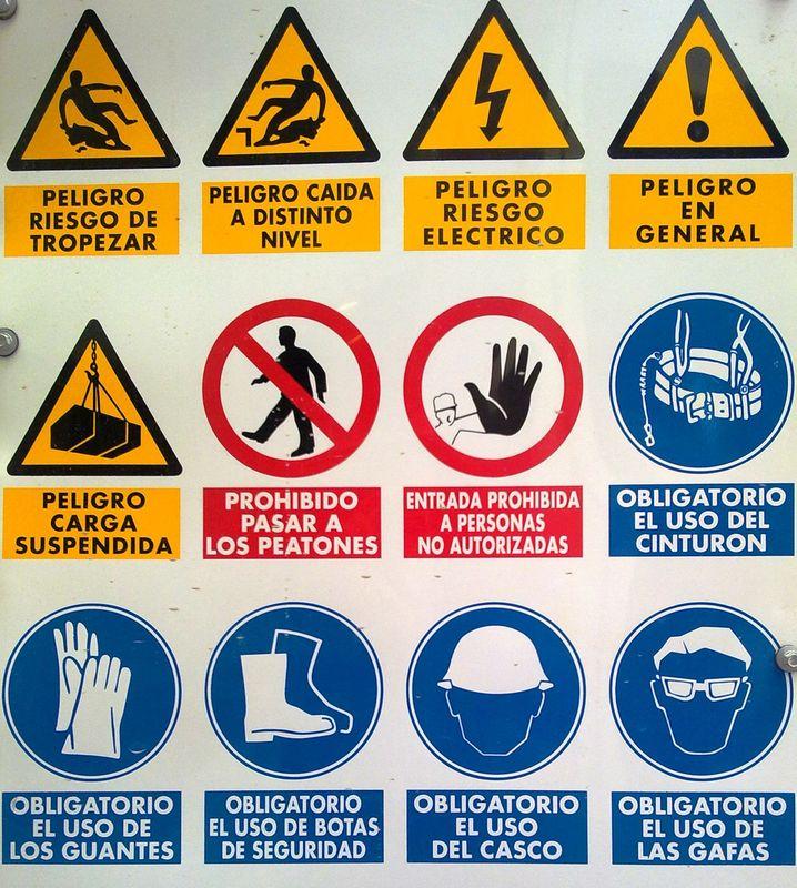 Armando Iachini: Medidas de seguridad en la construcción
