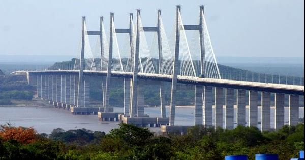 Armando Iachini: Grandes construcciones: Puente Orinoquia