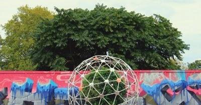 Armando Iachini: Un jardín sustentable toma Londres