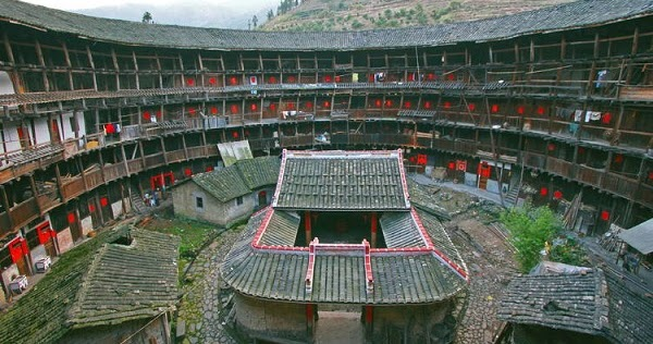 ¡DEBES SABERLO! China protege a sus aldeas Tulou
