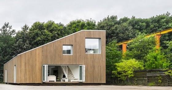 Armando Iachini: ¿Por qué escoger una casa modular?