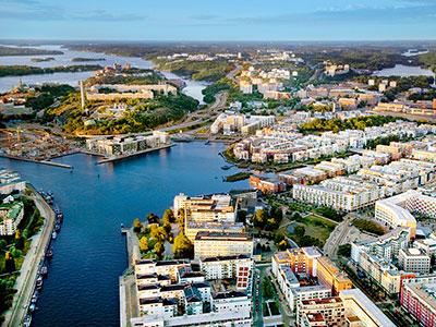 ¡ENTÉRATE! Hammarby Sjöstad: del abandono a la sustentabilidad