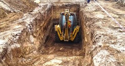 Armando Iachini: Maquinarias empleadas en la construcción