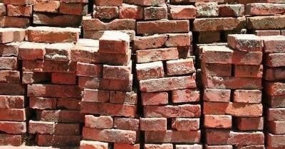 ¡IMPORTANTE!  Ladrillos, entre los materiales de construcción más antiguos