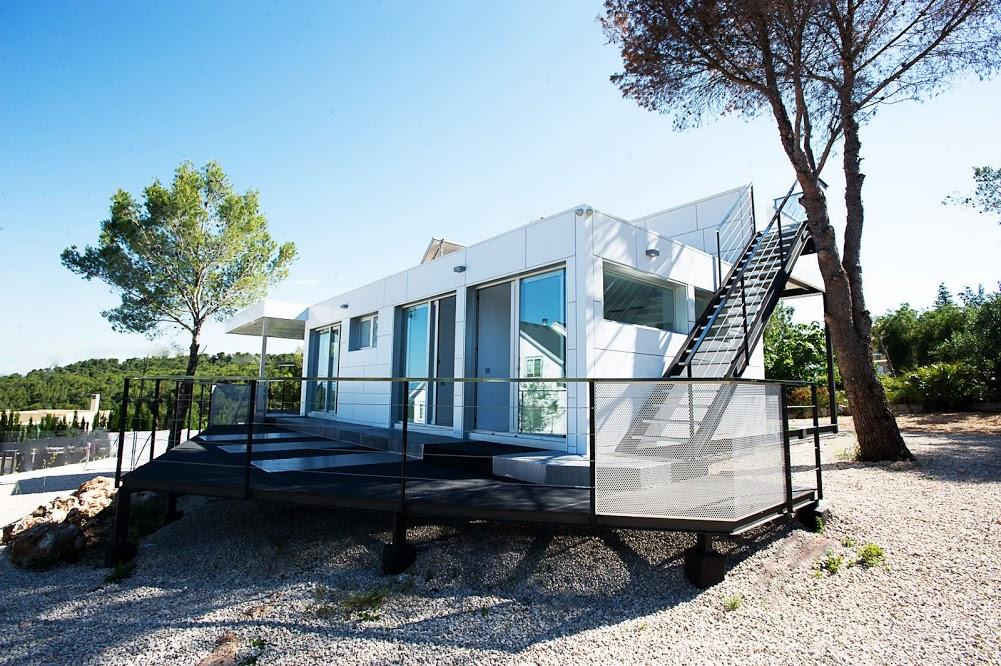 Armando Iachini: Los diseños de estas casas son variados
