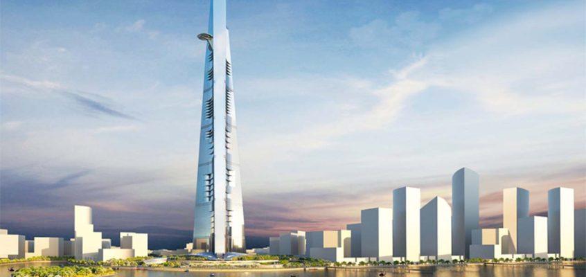 ¡NO TE LO PIERDAS! La Kingdom Tower será el edificio más alto del mundo