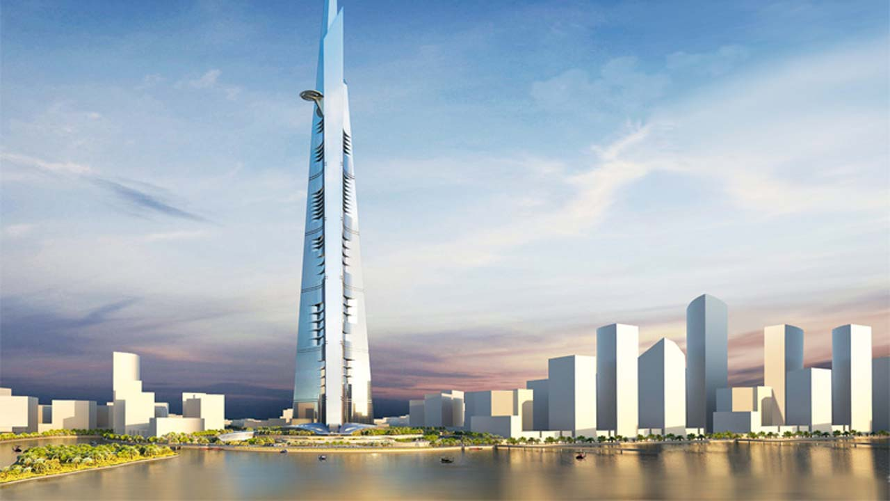 Armando Iachini - Kingdom Tower