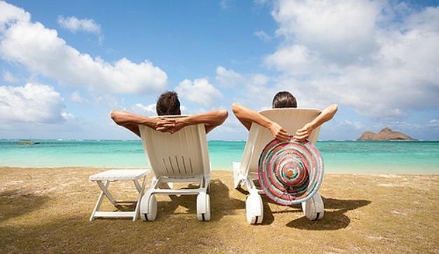 Armando IAchini: Vacaciones