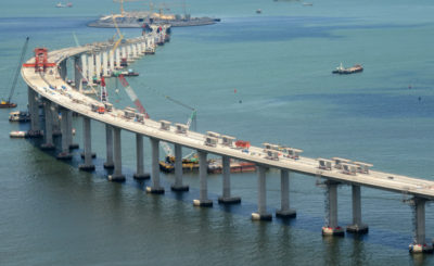 Armando Iachini: Hong Kong-Zhuhai-Macao Bridge