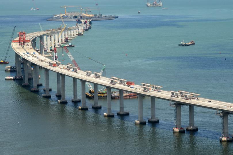 Armando Iachini: Hong Kong-Zhuhai-Macao Bridge