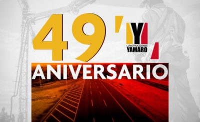 Armando Iachini construcciones Yamaro 49 aniversario