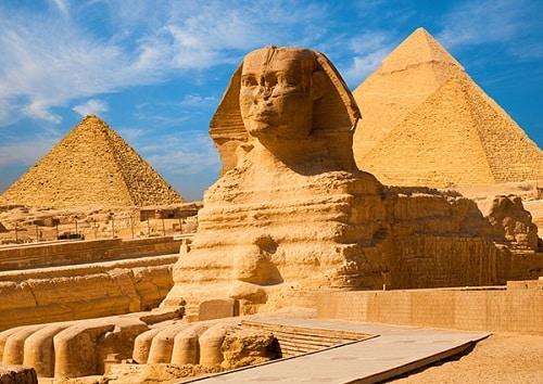 Armando Iachini Pirámides 1 - Armando Iachini: Las siete maravillas del mundo antiguo
