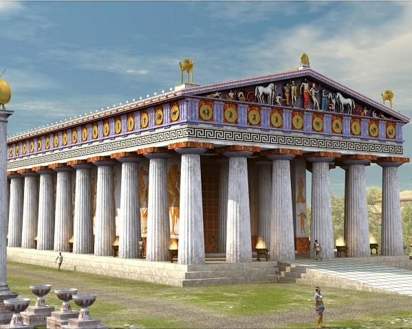 Armando Iachini Pirámides 2 - Armando Iachini: Las siete maravillas del mundo antiguo