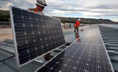 Armando Iachini - Paneles solares