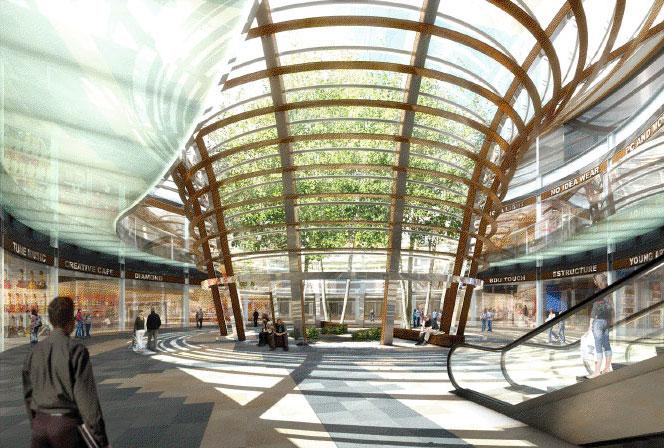 Armando Iachini - Estrategias para diseñar un centro comercial sostenible