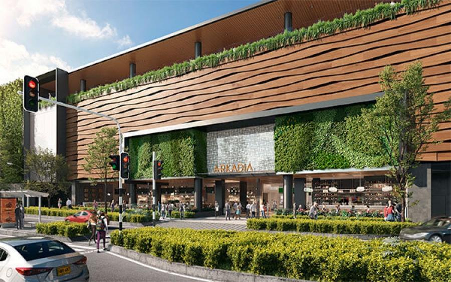 Armando Iachini Estrategias para diseñar un centro comercial sostenible