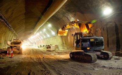 Armando Iachini - Los túneles grandes obras de la ingeniería