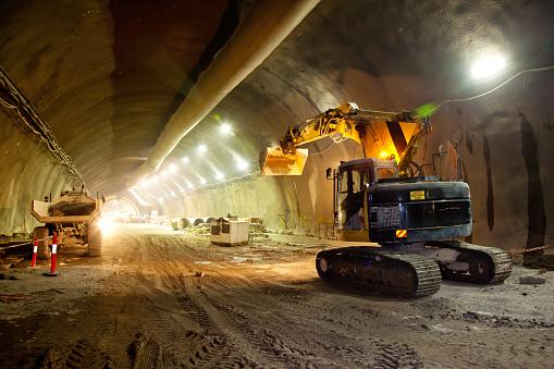 Los túneles: grandes obras de la ingeniería