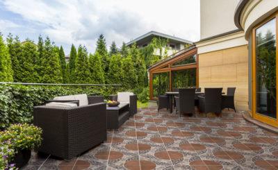 Armando Iachini - Materiales ideales para los pisos de la terraza