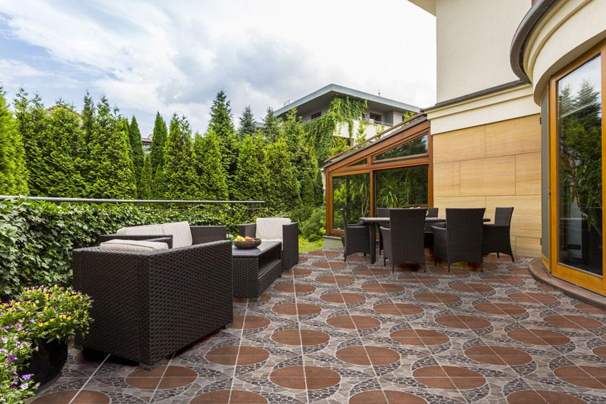 Armando Iachini Materiales ideales para los pisos de la terraza