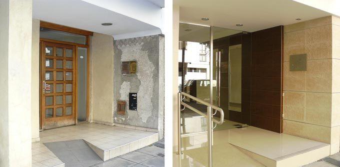 Armando Iachini - Restaurar un edificio, es importante