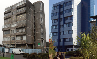 Armando Iachini Restaurar un edificio es importante