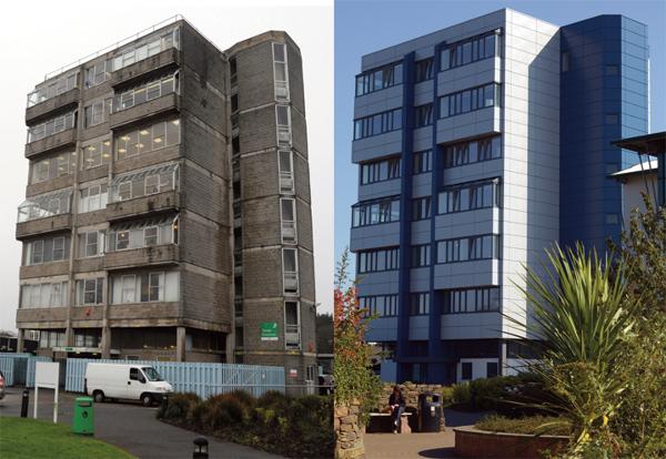 Armando Iachini: Restaurar un edificio, ¿es importante?