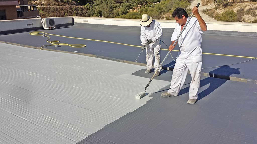 Armando Iachini - La impermeabilización de los techos, ¿pueden deteriorarse?
