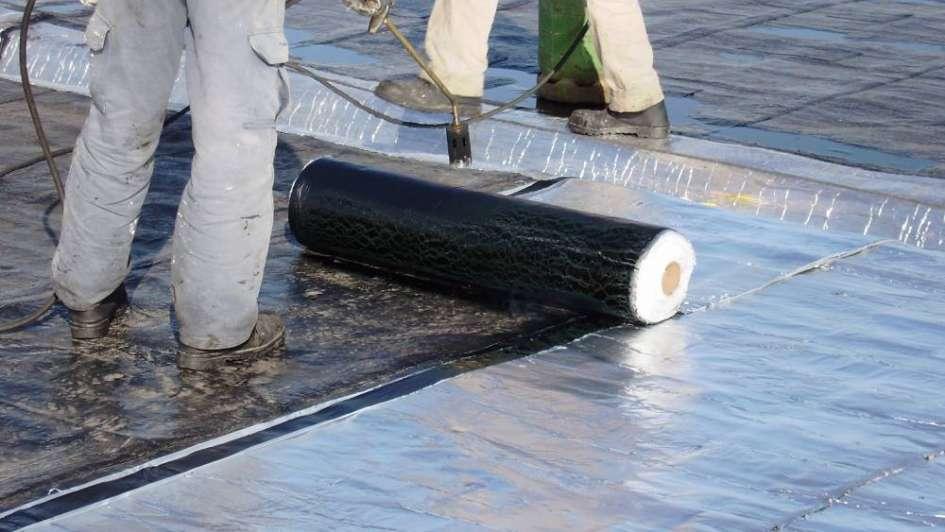 Armando Iachini: La impermeabilización de los techos, ¿pueden deteriorarse?