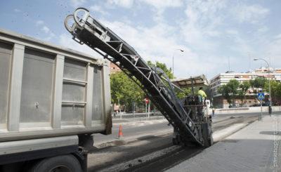 Armando Iachini - Pasos para realizar el fresado de pavimento