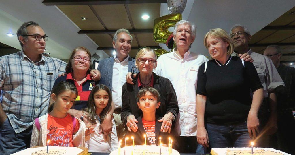Armando Iachini - 50 Aniversario de Construcciones Yamaro