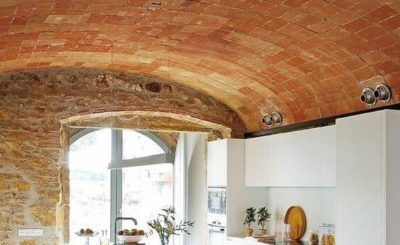 Armando Iachini La elegancia de los techos abovedados