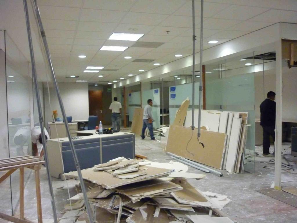 Armando Iachini Las remodelaciones en una construcción 1 - Las remodelaciones en una construcción
