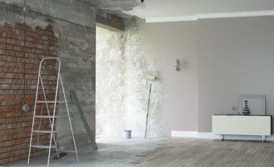 Armando Iachini - Las remodelaciones en una construcción