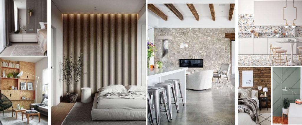 Armando Iachini - Revestimientos para paredes interiores