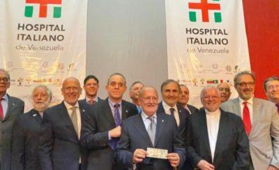 Comunidad italiana en Venezuela tendrá un hospital